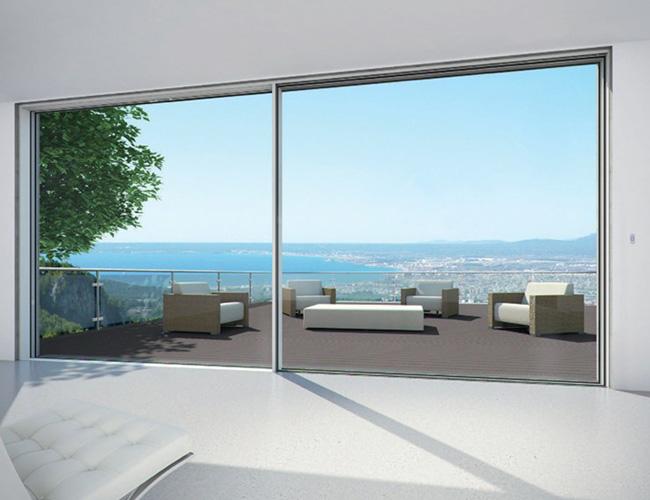Fenster in Bergamo